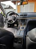 Mercedes Benz E 320 redizajn sport paket 224 hp