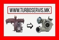 Turbo Servis Turbina Turbini Reparacija