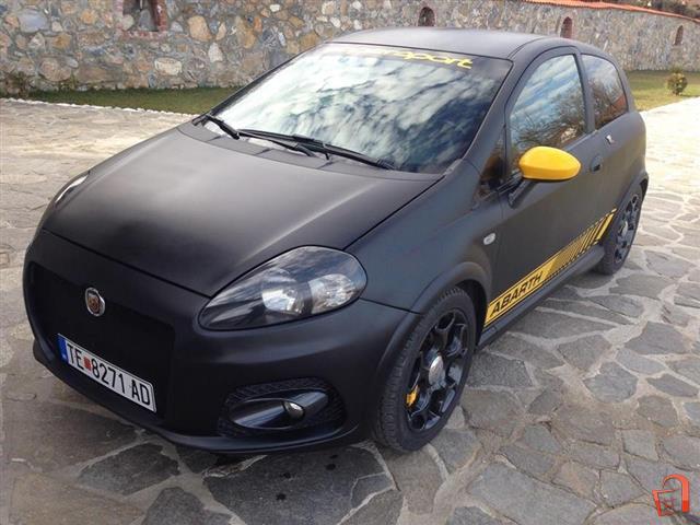 Pazar3.mk - Ad Fiat Abarth 1.4 Turbo 215ks Edinstven vo MK zaa ...