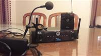 AKG set  dalecinski mikrofon