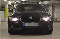 BMW F30 318d twin turbo