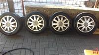 Bandazi so gumi 215/55R16ki