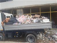Cistenje prostorii i isfrlanje na sut i otpad