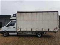 MERCEDES-BENZ SPRINTER 316 XXXL
