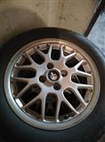 "BBS RS771 15"" 4x100 so letni Pirelli gumi"