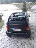 Smart for two 700cc cabrio