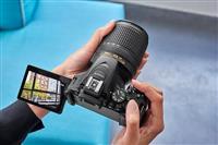 Nikon D5500 + AF-S DX 18-140 VR + LowePRO TLZ 30II