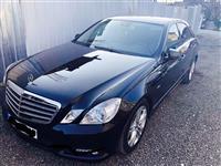 Mercede Benz E220 CDI BlueEff