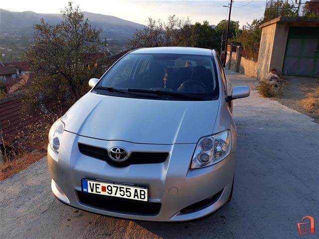 Pazar3 Mk Ad Toyota Auris 1 4 D4d 07 For Sale Veles Veles