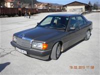 Mercedes 190  benzin plin - 89