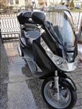 Piaggio X8 200cc mk tabli Top