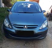 Peugeot 307 1.6 hdi speed up 6 brzini 100 ks