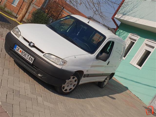 Peugeot Partner 1 9d