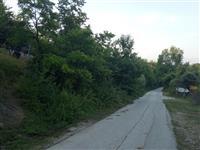 Plac od 1100m2 nad selo Bukovo