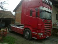 Kamion SCANIA R480