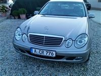 Mercedes E 280Avto Plac Interkom