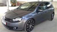 VW GOLF 6 DIZELL 2.0 140 KS