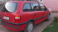 Opel Zafira  2.0 DTI 74kw 101ks