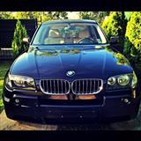 BMW X3 3.0D X-DRIVE SPORT PAKET 217KS -06