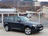 BMW X-3 3.0 D 218KS X-DRIVE XENON SPORT VIP AUTO