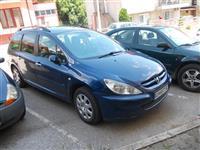 Peugeot  307 2 HDI PANORAMA
