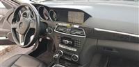 Mercedes C220 Re dizajn 2012 pev gazda
