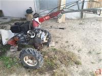 Motokultivator Honda