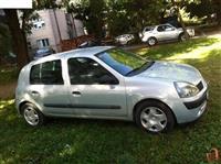 Renault Clio vo TOP sostojba -04 Moze i zamena