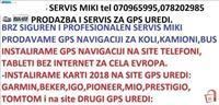PIONEER NOVA GPS NAVIGACIJA ZA KOLI KAMIJONI BUS