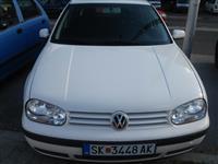 VW Golf 4 uvezen minatata godina od Germanija