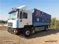 Vi nudime kamionski transport logistika Niz MK