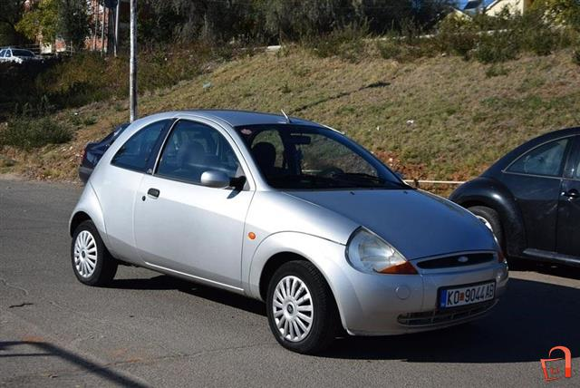 Ford Ka Duratec Full