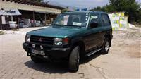 Mitsubishi Pajero 2.5 Turbo intercoler -97