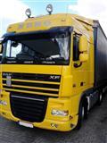 DAF XF105 410 2007 GOD