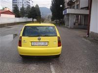 VW POLO Variant 1.9 TDI -01
