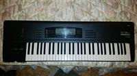 KORG 01/W FD music workstation