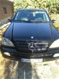 Mercedes-Benz ML 270 CDI 4 matic
