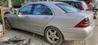 Mercedes-Benz 270 zamena za grdezni matrejali