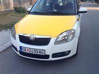 Skoda Fabia 1.4 TDI Taxi vozilo so licenca