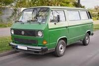 Se kupuva Kombe VW T3