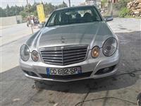 Mercedes E 220 EVO