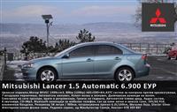 Mitsubishi Lancer 1.5 Automatic -08