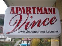 Vince Apartmani vednas do zicarnicata