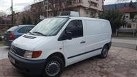 Mercedes Vito 108 CDI so vgradena razlada