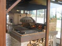 Pecki Furni na drva i Kamini Fura per pizza