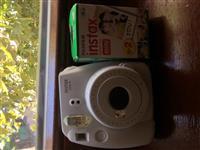 Bela/Siva Polaroid Kamera i  2 x 10 Sliki
