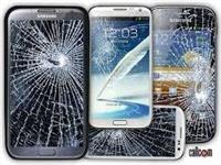 Otkup na telefoni so skrsen ekran displej