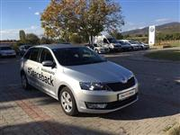 Skoda Rapid Spaceback Ambition 1.4 TDI -16