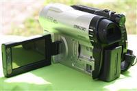 Sony DCR-DVD610E video kamera