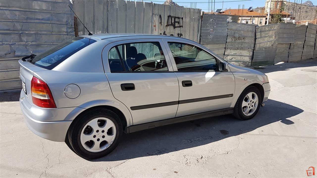Pazar3 Mk Ad Opel Astra G 2 0 00 For Sale Prilep